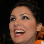 Anna Netrebko / siehe Interview