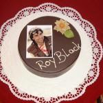 Roy Black Torte / siehe Geschichte Roy Black Fan Ehepaar