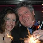 Volker Brandt mit Freundin Susanne Meikl / siehe Interview