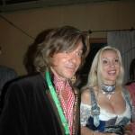 Jürgen Drews mit Ehefrau Ramona / siehe Interview