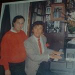 Rex Gildo Freund Roy / siehe Interview