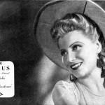 Film-Star Winnie Markus