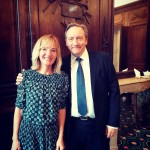Inspector Barnaby Neil Dudgeon Interview mit Petra Cichos