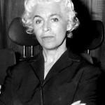 Vera Brühne vor Gericht